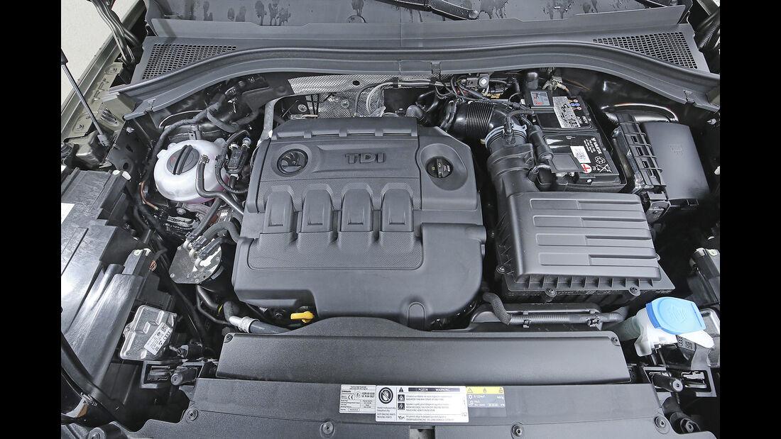 Skoda Kodiaq 2.0 TDI 4x4 Style, Motor