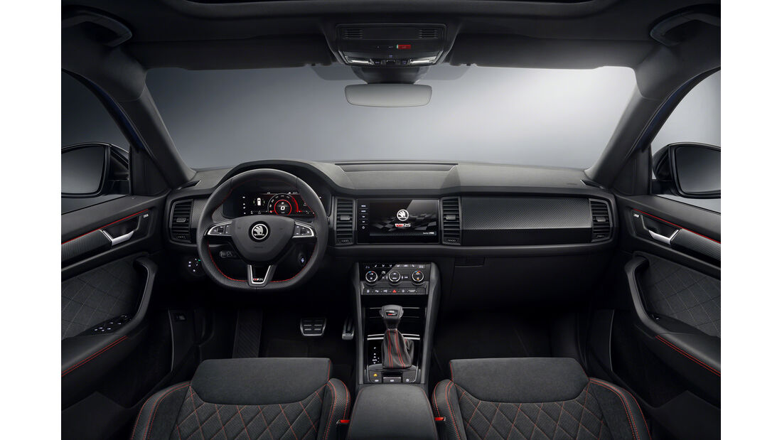 Skoda Kodiaq RS 2018
