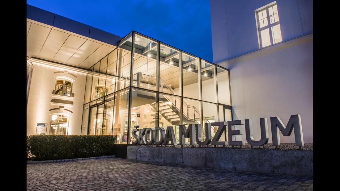 Skoda Museum Mlada Boleslav 2018