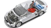 Skoda Octavia 1.4 G-Tec Active, G-TEC-Aufbau, Technik