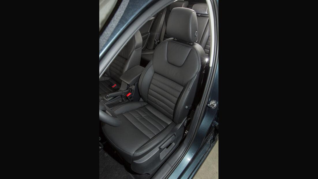 Skoda Octavia 1.4 TSI Elegance, Fahrersitz