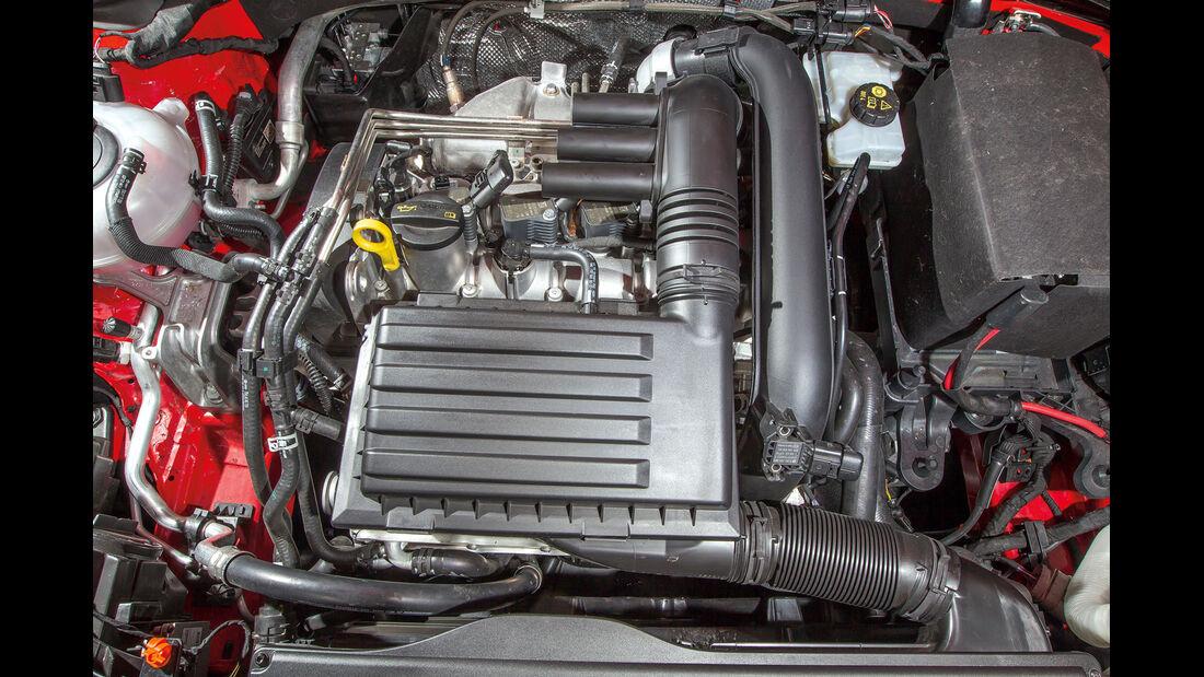 Skoda Octavia 1.4 TSI, Motor
