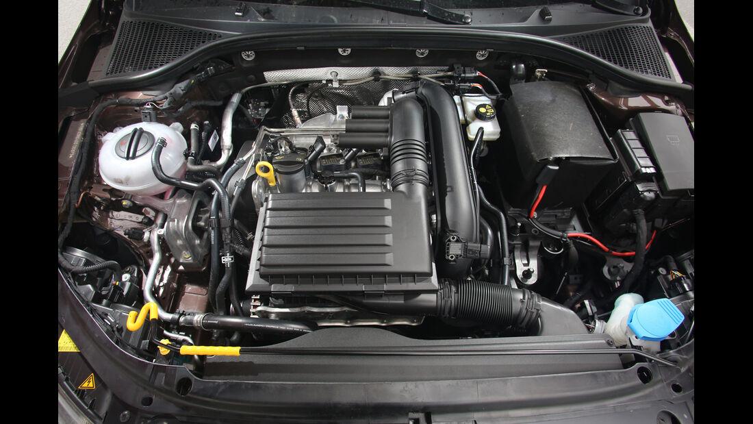 Skoda Octavia Combi 1.4 TSI, Motor