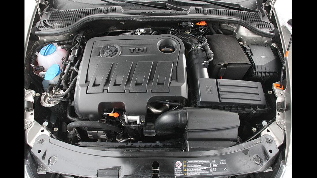 Skoda Octavia Combi 2.0 TDI Elegance Motor