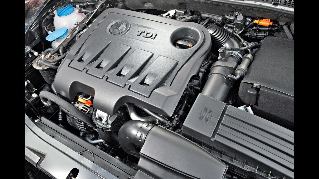Skoda Octavia Combi 2.0 TDI Family, Motor
