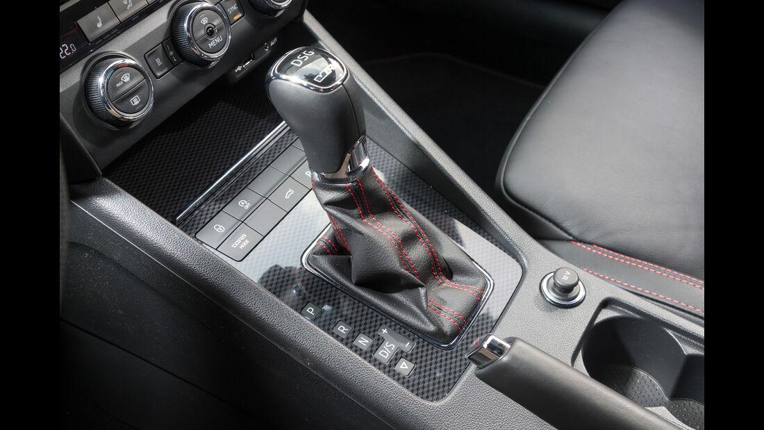 Skoda Octavia Combi RS 2.0 TDI 4x4, Schaltung