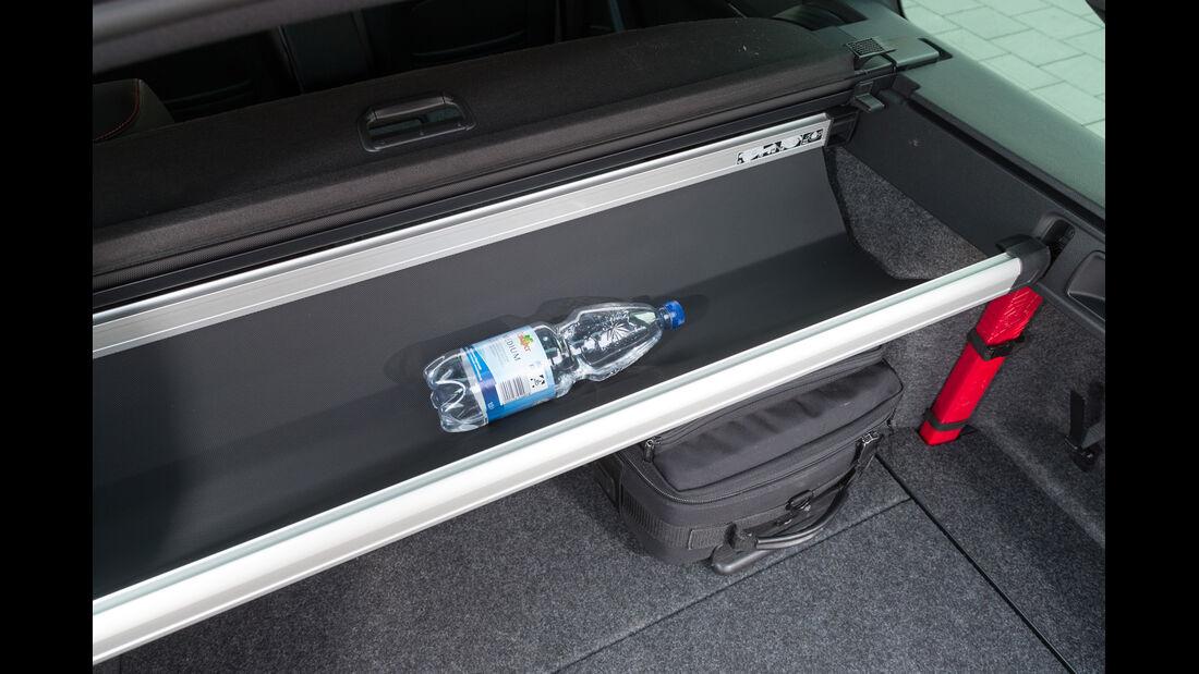 Skoda Octavia Combi RS 2.0 TSI, Ablagefach