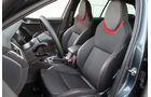 Skoda Octavia Combi RS 2.0 TSI, Fahrersitz