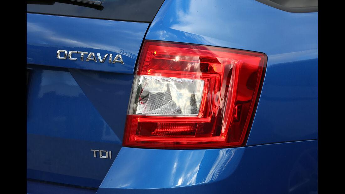 Skoda Octavia Combi, Typenbezeichnung