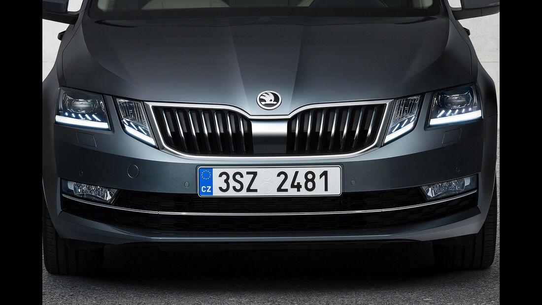 Skoda Octavia Facelift SPERRFRIST!!!