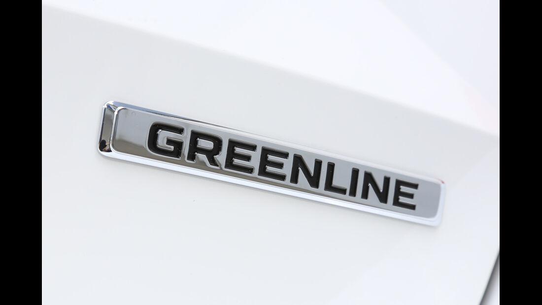 Skoda Octavia Greenline, Typenbezeichnung
