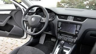 Skoda Octavia, Innenraum, Cockpit
