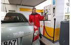 Skoda Octavia Kaufberatung, Gas-Tankstelle