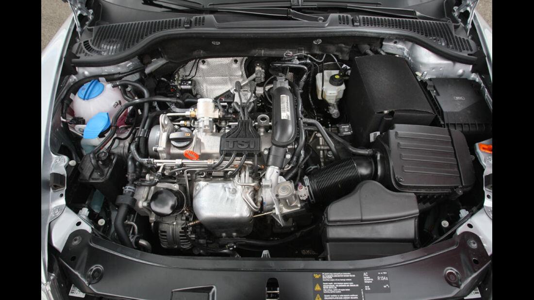 Skoda Octavia Kaufberatung, Motor, 1.2 TSI