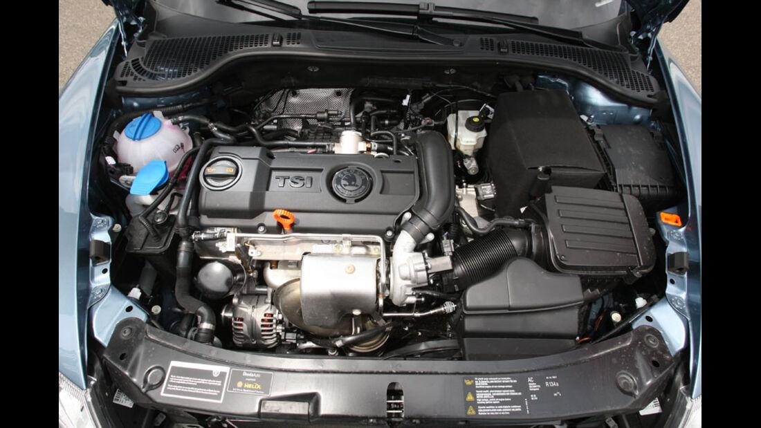 Skoda Octavia Kaufberatung, Motor, 1.4 TSI