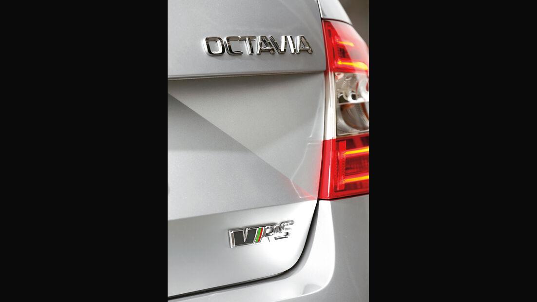 Skoda Octavia RS 2.0 TDI, Typenbezeichnung