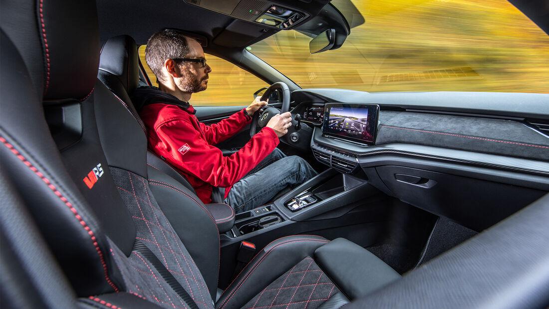 Skoda Octavia RS Fahrbericht (2020)