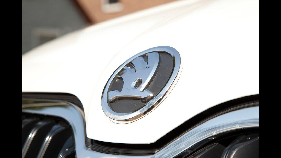 Skoda Octavia TDI, Emblem