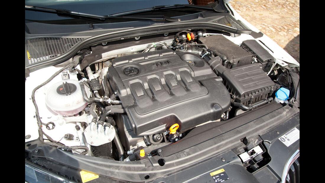 Skoda Octavia TDI, Motor