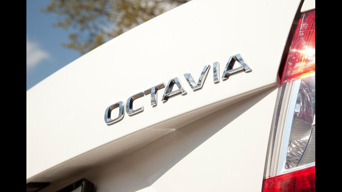 Skoda Octavia TDI, Typenbezeichnung