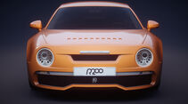 Skoda R200 Non-Fiction, Concept, Audi R8, V8