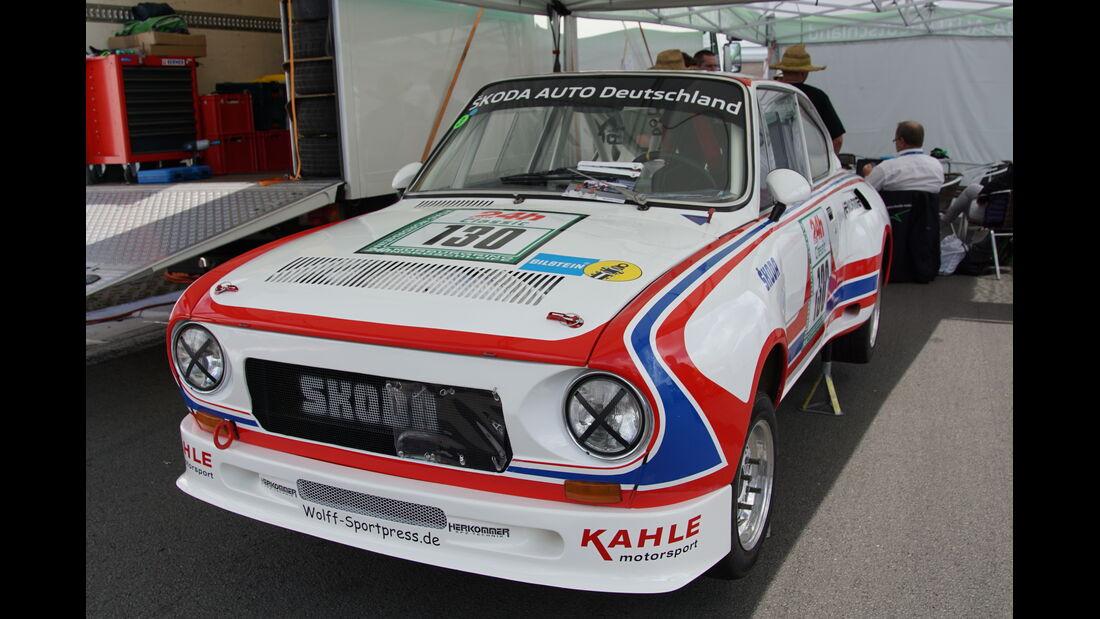 Skoda RS130 - #130 - 24h Classic - Nürburgring - Nordschleife