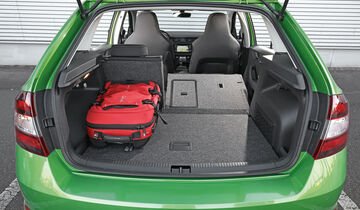 mini one skoda rapid spaceback im vergleich duell der kleinen auto motor und sport. Black Bedroom Furniture Sets. Home Design Ideas