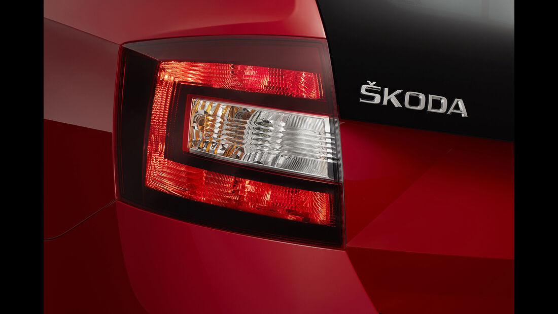 Skoda Rapid Spaceback Facelift (2017)