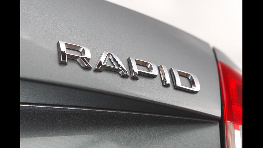 Skoda Rapid, Typenbezeichnung