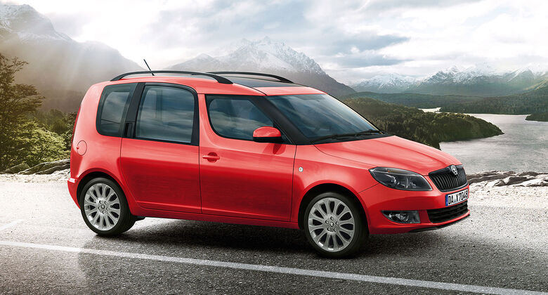Skoda Roomster Best of Sondermodell