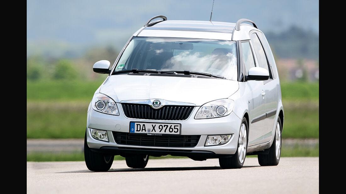 Skoda Roomster, Familienauto, Kaufberatung