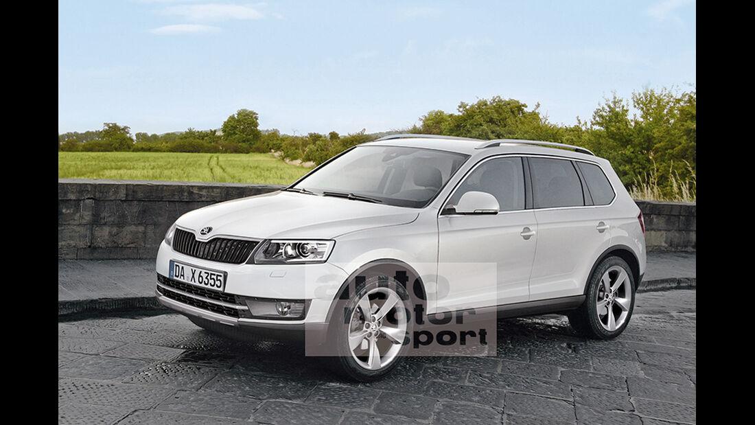 Skoda-SUV