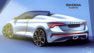 Skoda Scala Spider Azubi-Conceptcar