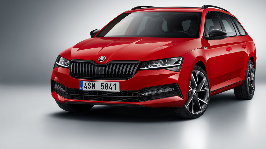 Skoda Superb 2.0 TDI Basis Diesel Facelift 2020