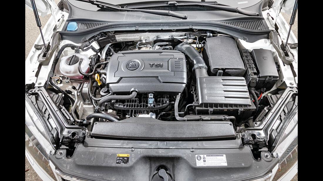 Skoda Superb 2.0 TSI 4x4 Motor