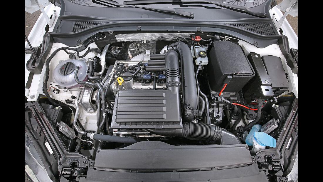 Skoda Superb Combi 1.4 TSI, Motor