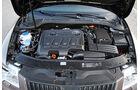 Skoda Superb Combi 2.0 TDI 4x4 DSG, Motor