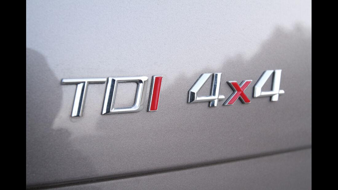 Skoda Superb Combi 2.0 TDI 4x4 DSG, Schriftzug