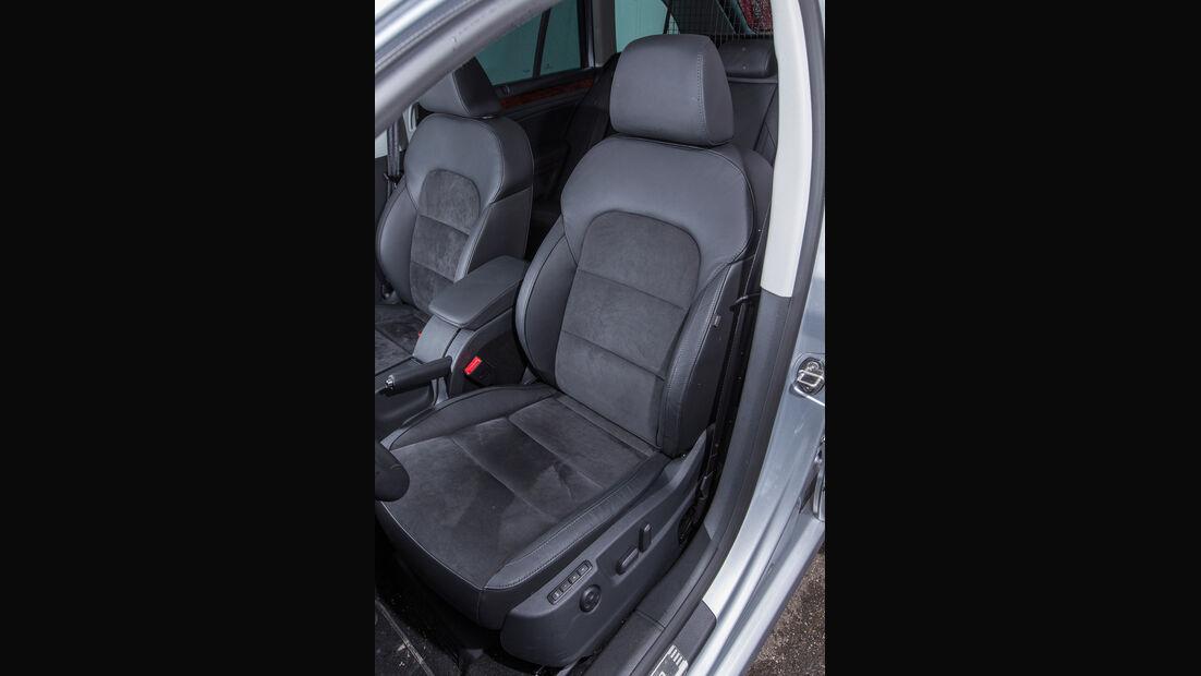 Skoda Superb Combi 2.0 TDI, Fahrersitz