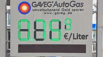 Skoda Superb Combi 2.0 TSI LPG Elegance, Preis, Autogas