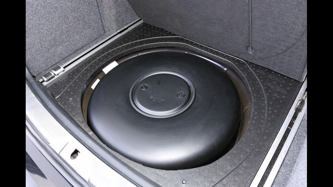 Skoda Superb Combi 2.0 TSI LPG Elegance, Tank