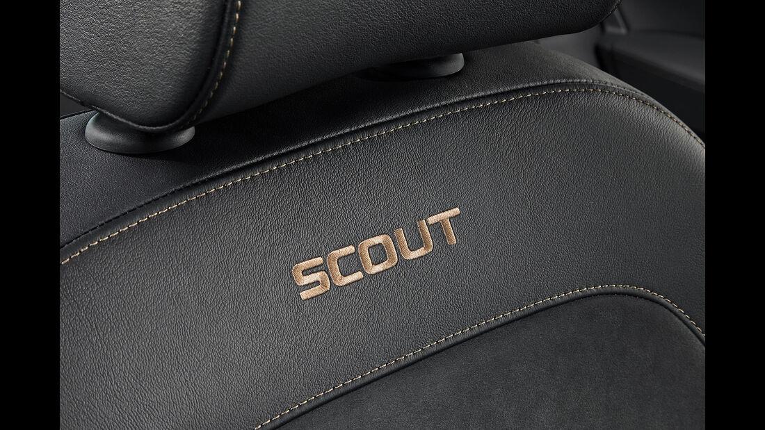 Skoda Superb Scout