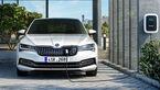 Skoda Superb iV Plug-in-Hybrid Facelift