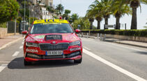 Skoda Superb iV, Tour de France 2020