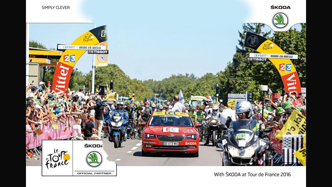 Skoda Tour de France 2016