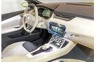 Skoda Vision C, Cockpit