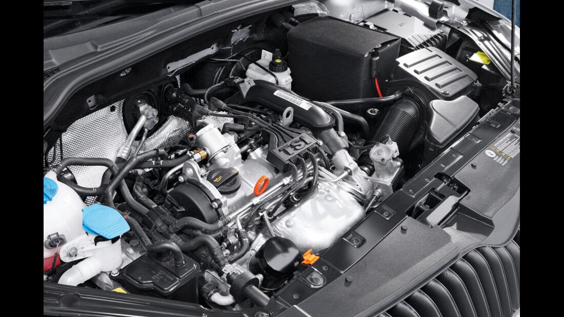 Skoda Yeti 1.2 TSI Motor