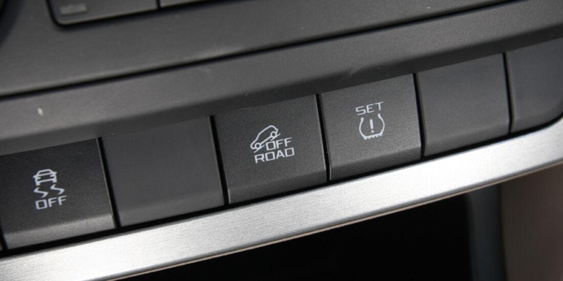 Skoda Yeti 1.8 TSI Schalterleiste