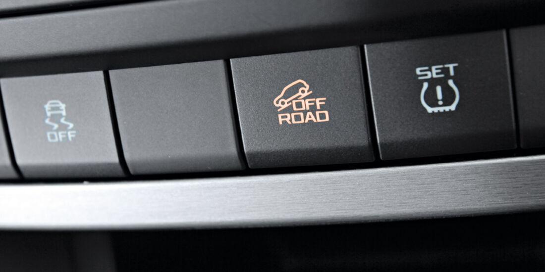 Skoda Yeti 2.0 TDI 4x4, Offroad-Assistent