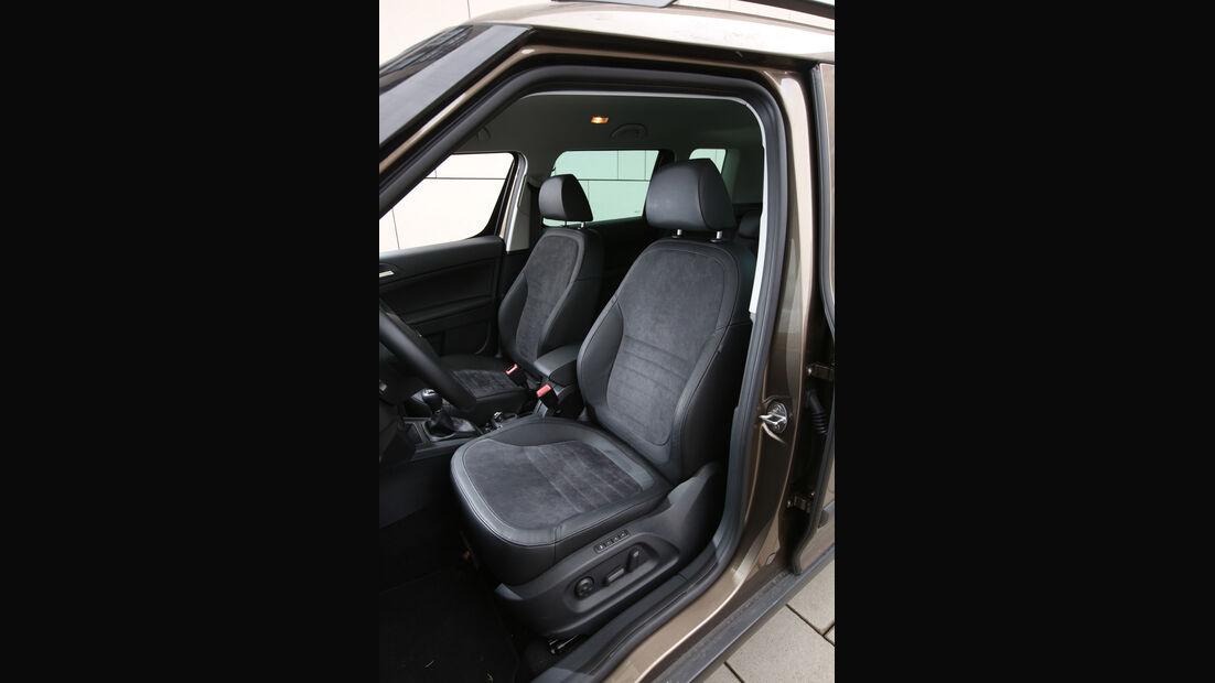 Skoda Yeti 2.0 TDI Outdoor Elegance, Fahrersitz